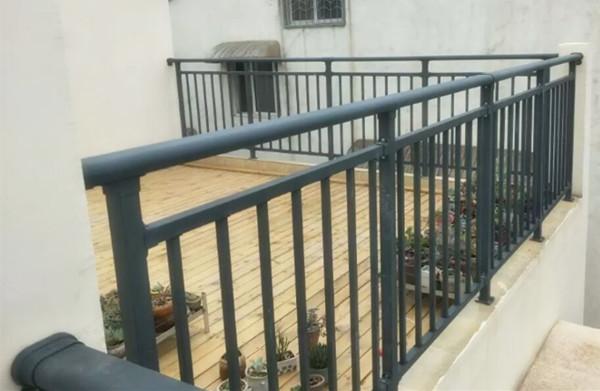 锌钢露台护栏
