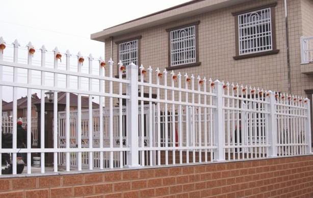 別墅圍墻欄桿